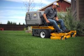 Walker Lawn Mower T Series